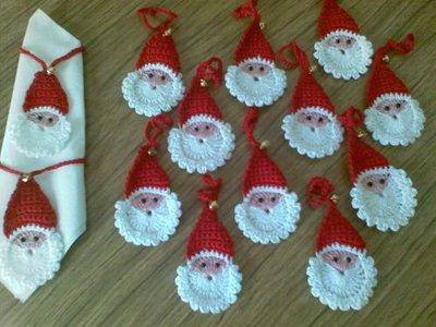 porta tovaglioli natalizi