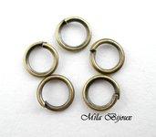 anellini bronzo 50 pz