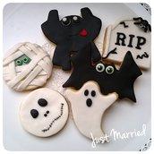 halloween 🎃, biscotti decorati, biscotti per feste