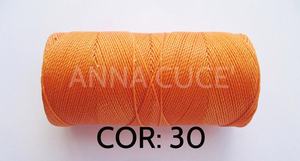COLORE: 30 - 20 metri filo cerato LINHASITA 1 mm di spessore, filo per macramè, materiali