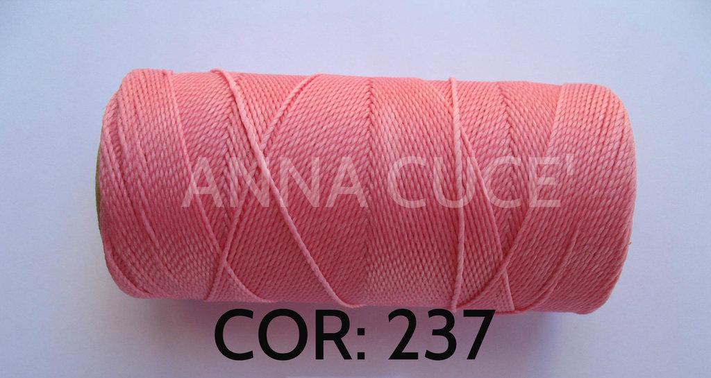 COLORE: 237 - 20 metri filo cerato LINHASITA 1 mm di spessore, filo per macramè, materiali