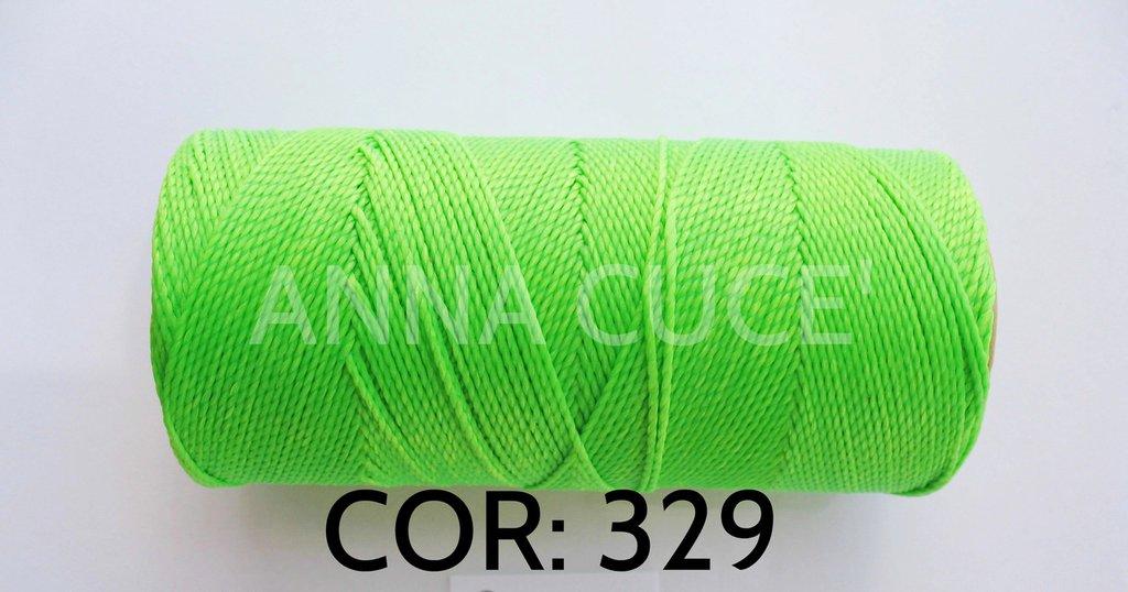COLORE: 329 - 20 metri filo cerato LINHASITA 1 mm di spessore, filo per macramè, materiali