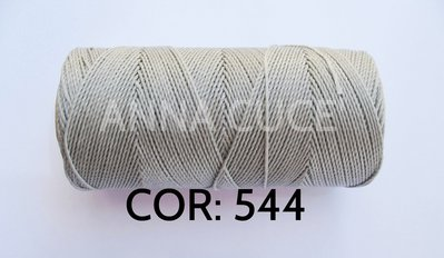 COLORE: 544 - 20 metri filo cerato LINHASITA 1 mm di spessore, filo per macramè, materiali