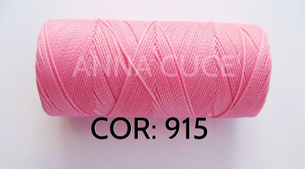 COLORE: 915 - 20 metri filo cerato LINHASITA 1 mm di spessore, filo per macramè, materiali