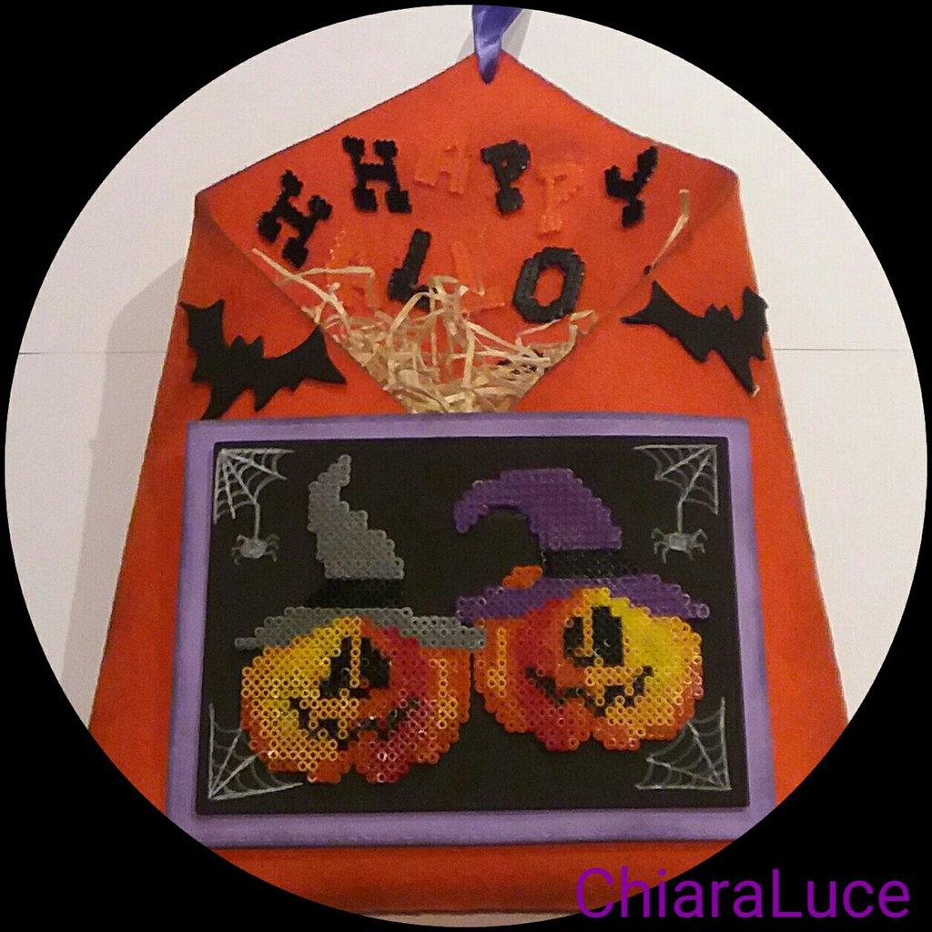 Busta porta dolcetti Halloween