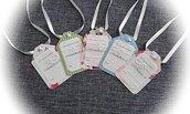 5 tag etichetta per vasetti di conserve