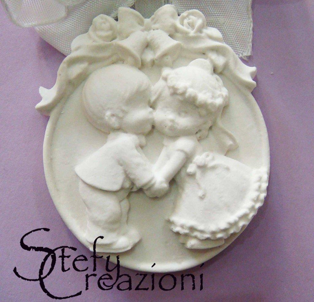 Sposini in Polvere in Ceramica