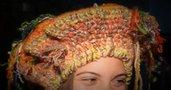 basco sfilacciato colorato