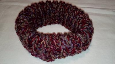 scaldacollo donna lana