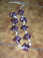 filo con sette perline