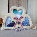 Cornice fatta a mano_Afrodite_Dea della bellezza e dell'amore