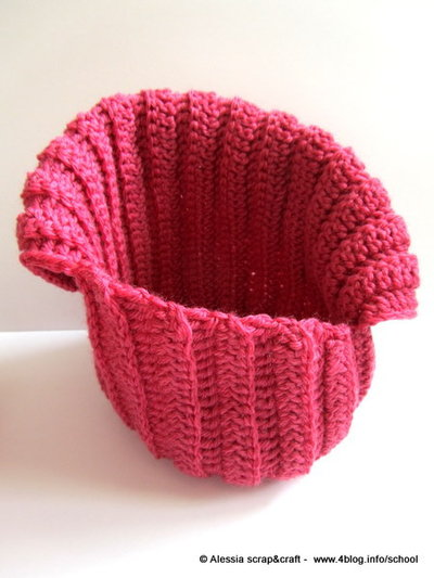 Pattern Spiegazione per SCALDACOLLO UNISEX a Crochet Uncinetto (idea regali di Natale e san valentino)