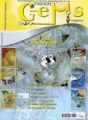 Rivista Fashion Gems n. 15