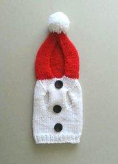 Vestito di Natale per cani, Maglioncino natalizio per cane BubaDog