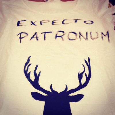 T-shirt Harry Potter