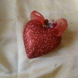 cuore in plastica