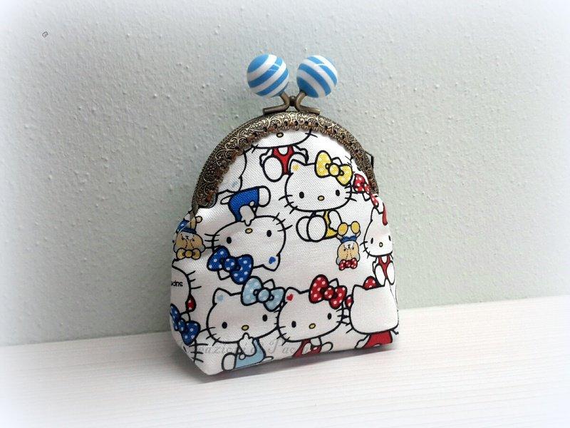 Portamonete con stampa Hello Kitty