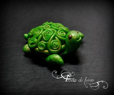 tartaruga fimo| turtle| tartaruga portafortuna| bomboniera tartaruga| bomboniera portafortuna| bomboniera cerimonie| bomboniera fimo|
