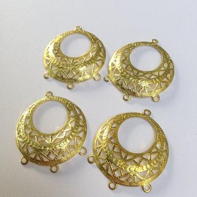 2 coppie basi per orecchini