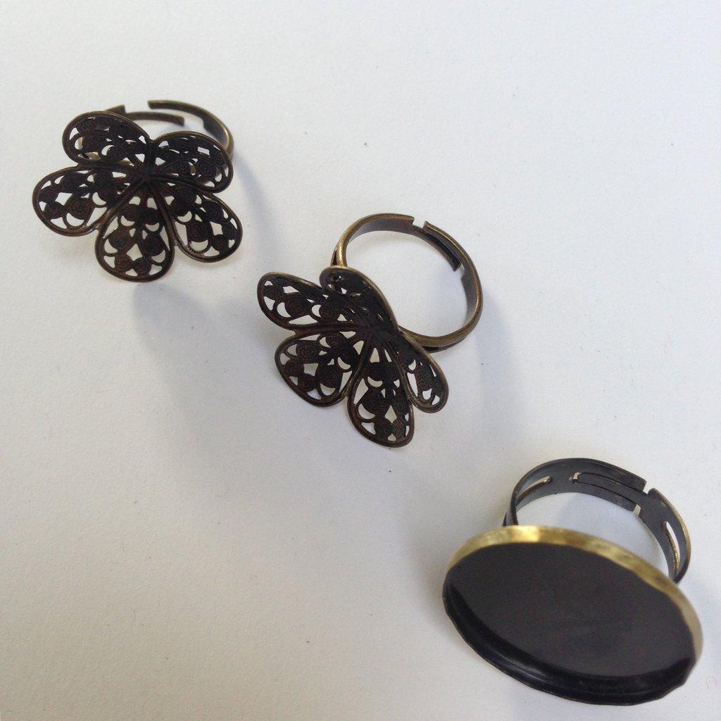 3 basi per anelli