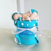 Bomboniera battesimo o nascita