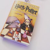 Ciondolo libro Harry potter