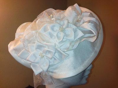 cappellino da sposa
