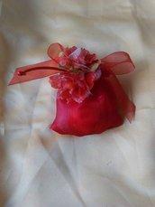 sacchettini color rosso