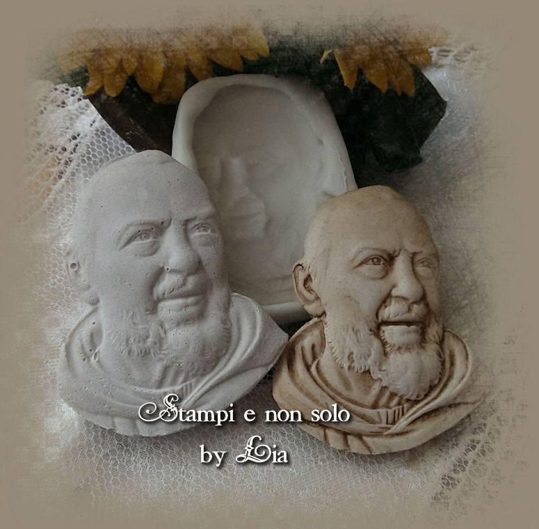 Stampo *Volto San Pio*