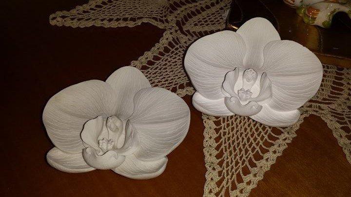 orchidea ceramica ò