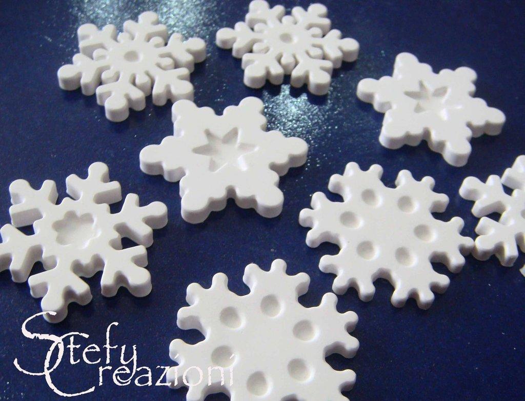 Fiocco Neve  Polvere Ceramica