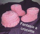 Cappello e stivaletti