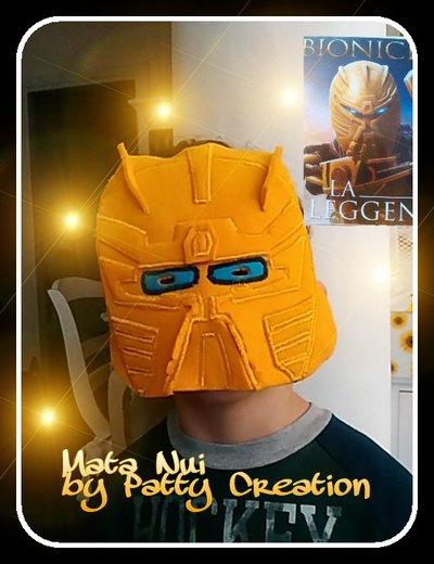 Maschera di Mata Nui