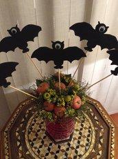 Pipistrello legno futuristico