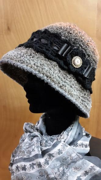 vintage hats 20s cappello donna