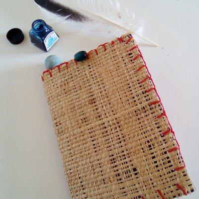 """""""sereno"""" notebook rafia"""