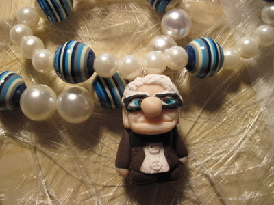 Collana sig. Carl Fredricksen - UP cartoon 2010