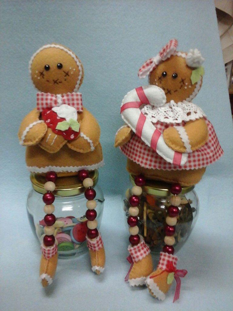 coppia di ginger
