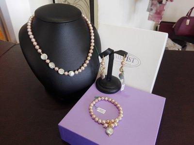 Parure di Perle e Scaramazze - Collana