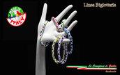 Bracciale STRASS/ODL elastico