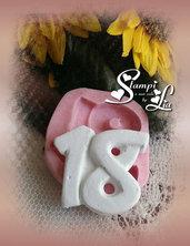 Stampo *Numero 18*