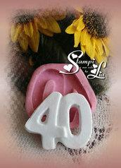 Stampo *Numero 40*