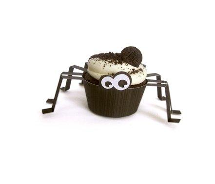 Wrapper per Cupcake: Ragno