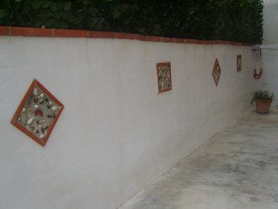 piastrella decorativa