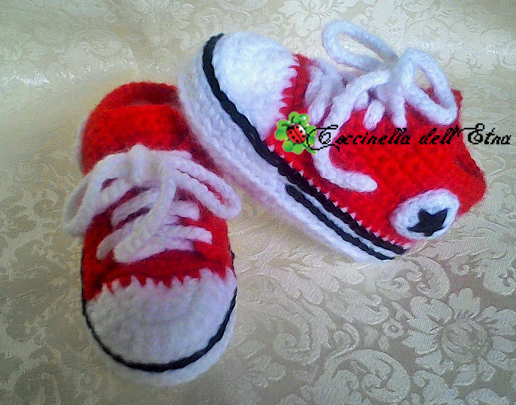 converse all star neonato 0 a 6 mesi