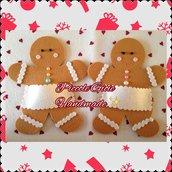 Portaposate natalizio pandizenzero
