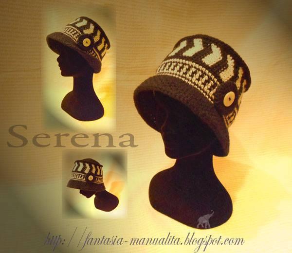 Serena - cappello