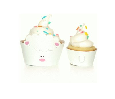 Wrapper per Cupcake