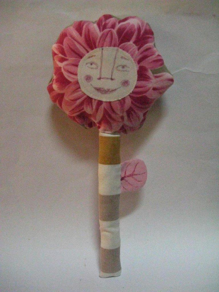 Piccolo fiore morbido
