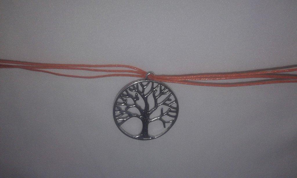 collana corta albero della vita